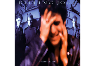 Killing Joke - Night Time (Ltd.Picture Vinyl) - (Vinyl)