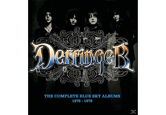 Derringer - The Complete Blue Sky Albums 1976-1978/Deluxe 5CD - (CD)
