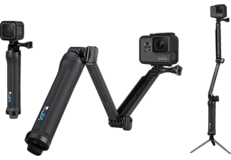 GOPRO 3-Way Grip - Arm - Tripod GoPro Actioncams , Schwarz