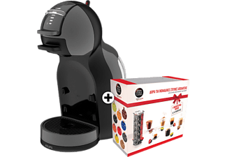 KRUPS Nescafe Dolce Gusto Mini Me Black + Gift Box - (KP1208GB)