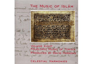 VARIOUS - Music Of Islam Vol.8 - (CD)