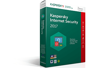 kaspersky internet security 2017 3 pc kopen mediamarkt. Black Bedroom Furniture Sets. Home Design Ideas