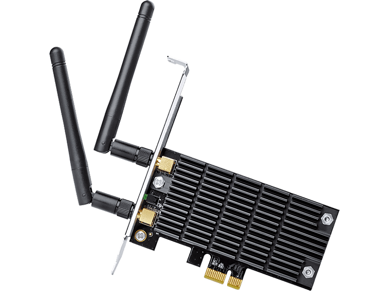 TP LINK T6E AC1300 PCI Express Adapter laptop  tablet  computing  δικτυακά pci adaptor