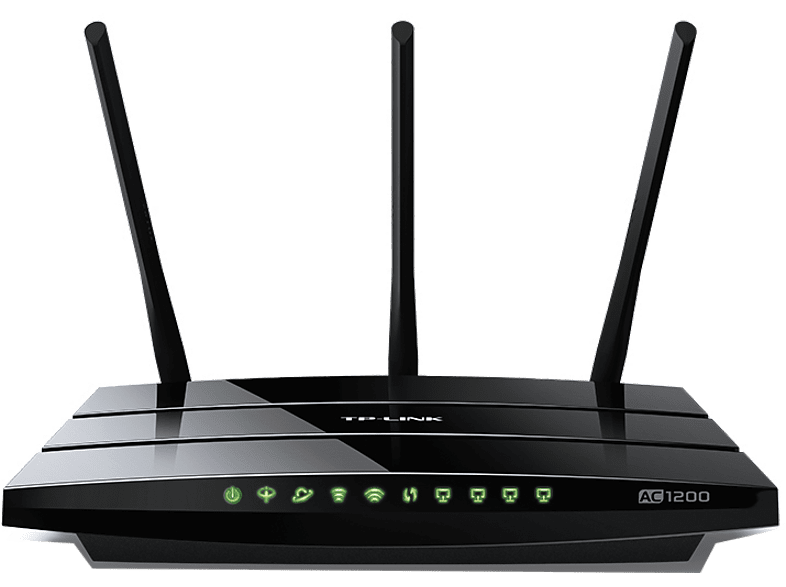 TP LINK AC1200 Wireless VDSL/ADSL Modem Router - (Archer VR400) laptop  tablet  computing  δικτυακά access point  router  range extender  switch