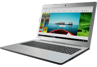 LENOVO Ideapad 310 15.6 inç  Intel Core i5-7200U 2.5 GHz 4 GB 1 TB GeForce 920MX 2 GB Notebook Gümüş