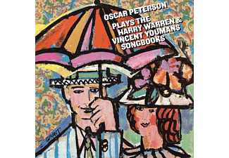 Oscar Peterson - Harry Warren & Vincent Youmans Songbooks (CD)