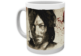 The Walking Dead Tasse Daryl Dixon wants you to Survive