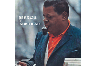 Oscar Peterson - Jazz Soul of Oscar Peterson/Porgy & Bess (CD)