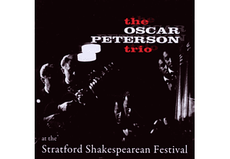 Oscar Peterson - At the Stratford Shakespearean Festival (CD)