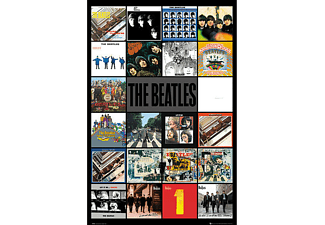The Beatles Poster Albumcovers