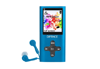 DIFRNCE MP1854 4GB blauw
