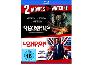 Olympus has fallen-Die Welt in Gefahr/London [Blu-ray]