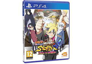 Naruto Ultimate Ninja Storm 4: Road to Boruto PS4
