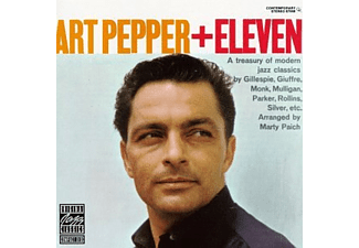 Art Pepper - Art Pepper/Eleven (HQ) (Vinyl LP (nagylemez))