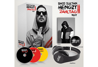 Bass Sultan Hengzt - 2ahltag: Riot (Ltd.Boxset) - (CD)