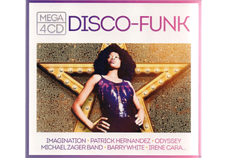 Various - Mega-Disco Funk - (CD)
