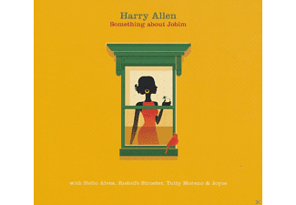 Harry Allen - Something About Jobim [CD]