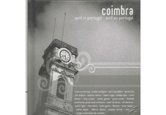 VARIOUS - COIMBRA - APRIL IN.. - (CD)