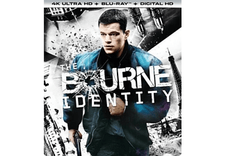 Bourne Identity | 4K Ultra HD Blu-ray