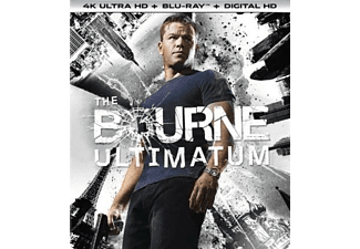 Bourne Ultimatum | 4K Ultra HD Blu-ray