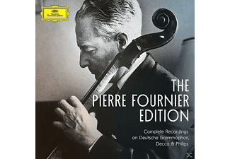 Pierre Fournier - The Pierre Fournier Edition - (CD)