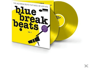 Diverse Jazz - Blue Break Beats Vol.3 - (Vinyl)