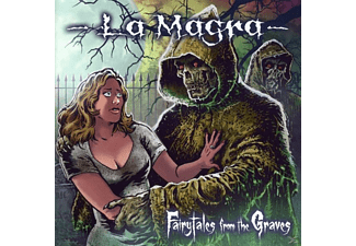La Magra - Fairytales From the Graves - (CD)
