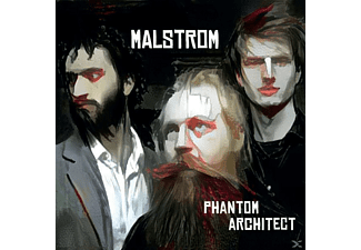 Malstrom - Phantom Architect - (CD)