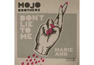 The Mojo Brothers - Marie-Ann/Don't Lie To Me (7'' Vinyl) - (Vinyl)
