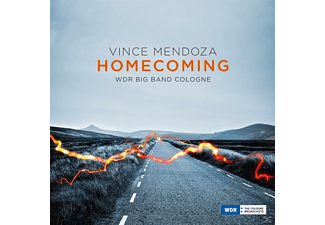 Vince Mendoza And The Wdr Big Band - Homecoming - (CD)