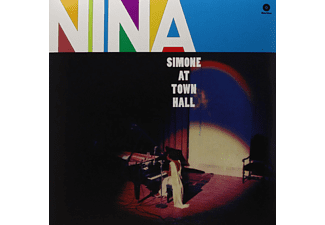Nina Simone - At Town Hall (Vinyl LP (nagylemez))