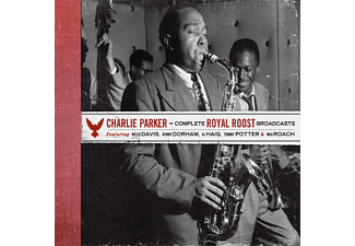 Charlie Parker - Complete Royal Roost Broadcasts (Box Set) (CD)