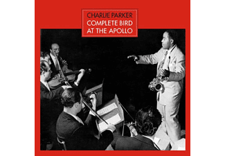 Charlie Parker - Complete Bird at the Apollo (CD)