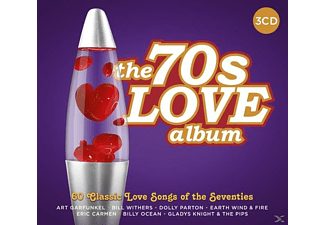VARIOUS - 70's Love Album - (CD)