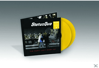 Status Quo - The Party Ain't Over Yet - (Vinyl)