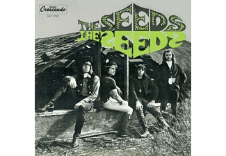 The Seeds - The Seeds (Deluxe 50th Anniv.2LP-Edition) - (Vinyl)