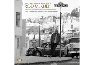VARIOUS - Love's Been Good To Me-Songs Of Rod McKuen - (CD)
