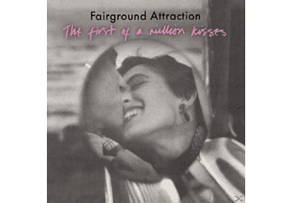 Fairground Attraction - The First Of A Million Kisses-plus B-Sides,Demos - (CD)