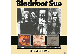 Blackfoot Sue - The Albums (Deluxe 3CD Boxset) - (CD)