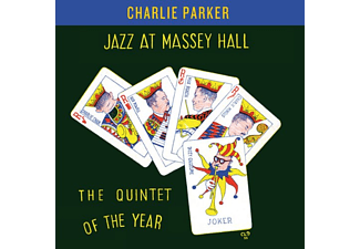 Charlie Parker - Jazz at Massey Hall (CD)