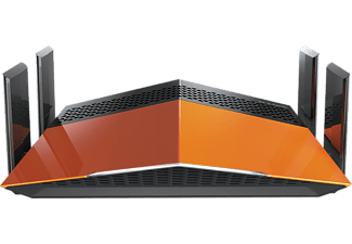 D-LINK DIR-879 EXO AC1900 Wi-Fi Router - Orange