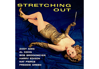 Zoot Sims - Stretching Out (CD)