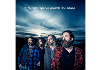 Chris Robinson Brotherhood - If You Lived Here,You Would Be Home By Now [CD]