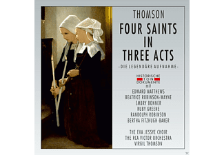 VARIOUS - Four Saints In Three Acts - (CD)
