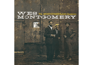 Wes Mongormery - The Montgomeryland Sessions (CD)