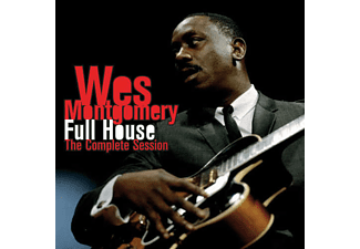 Wes Mongormery - Full House (CD)