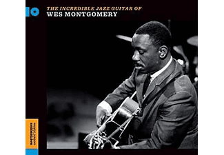 Wes Mongormery - The Incredible Jazz Guitar of Wes Montgomery (CD)