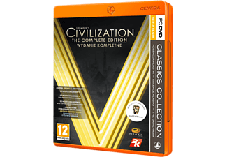 Sid Meier's Civilization V: Complete Edition (PC)