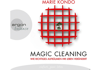 Magic Cleaning - 3 CD - Entspannung/Meditation/Wellness