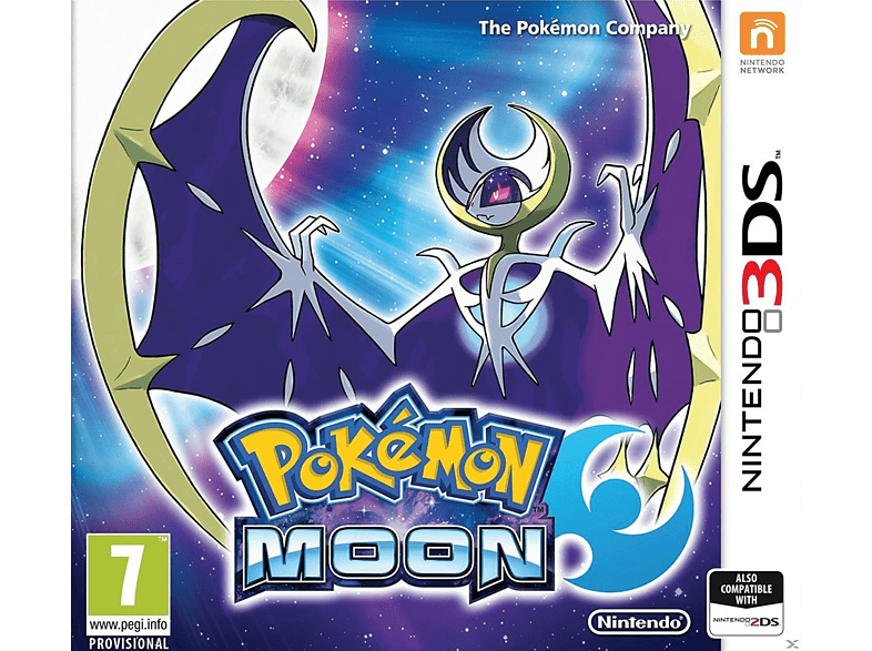 Pokemon Moon Nintendo 3DS gaming games nintendo 2ds  3ds games gaming φορητές κονσόλες games 2ds  3ds gami